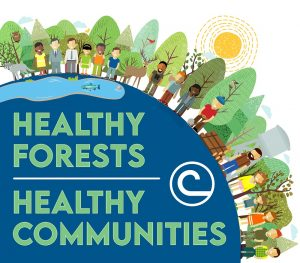 NACD 2021 Logo Healthy Forests - Healthy Communities