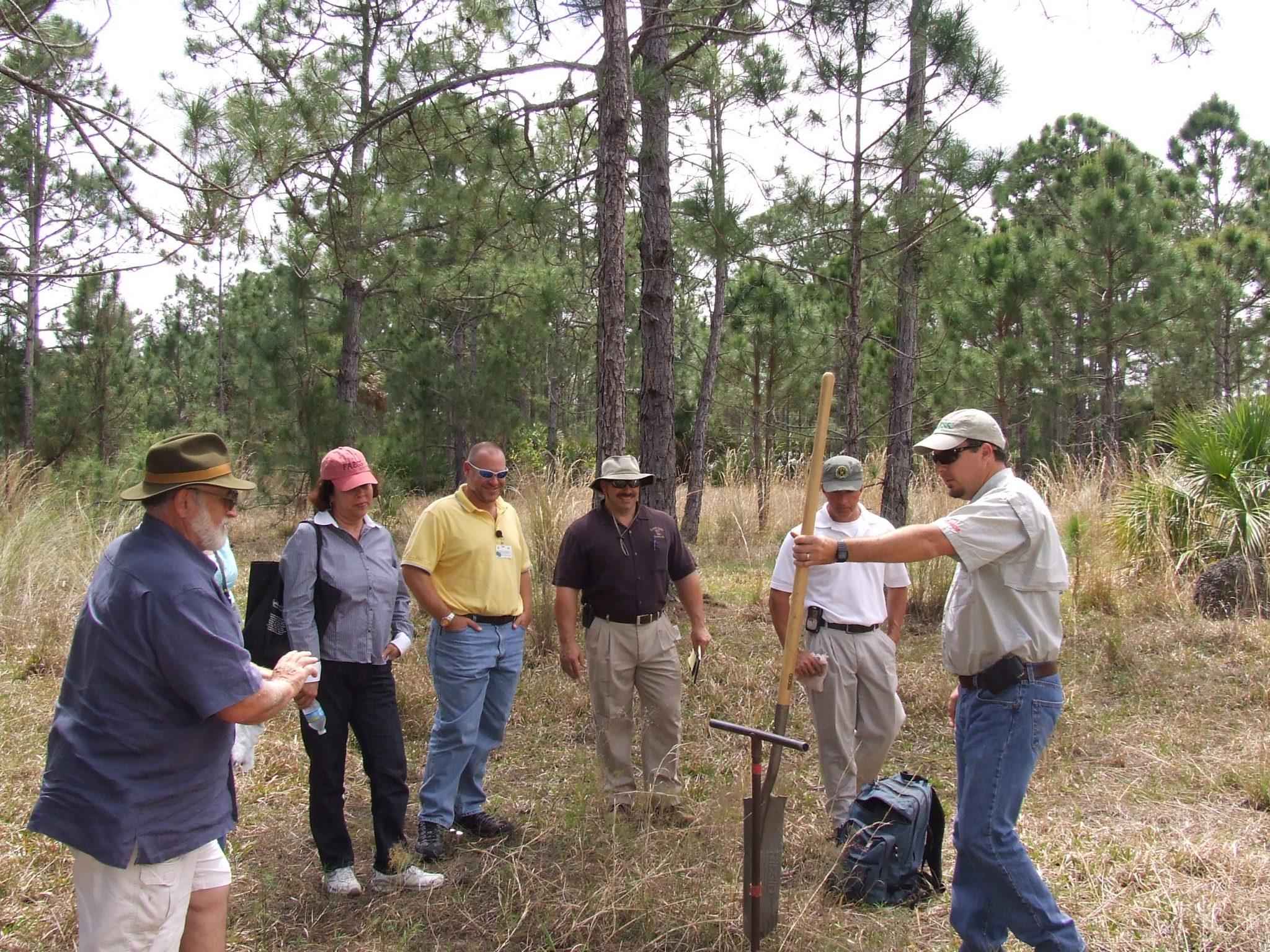 soil conservation workshop